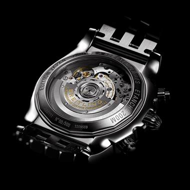 ブライトリング-【日本限定500本】<br />クロノマット44 ブラック マザーオブパール 画像3