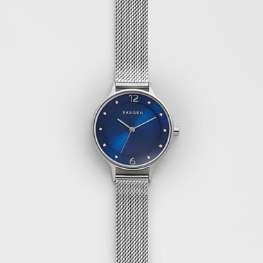 スカーゲン-Anita Steel Mesh Watch SKW2307-画像1