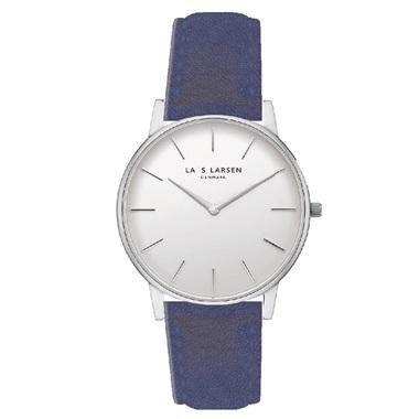 ラース ラーセン SUKUMO Leather<br />~Oliver(LW47)×縹(はなだ)~<br />LL147SWSSHN