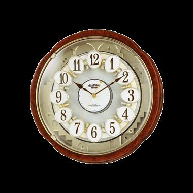 リズム時計 スモールワールドコンベルS 4MN480RH23