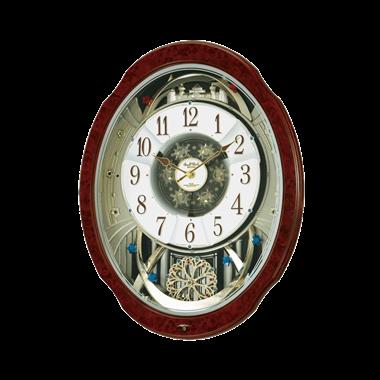 リズム時計 スモールワールドブルームDX 4MN499RH23