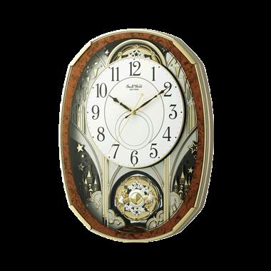 リズム時計-スモールワールドノエルM 4MN513RH23-画像1