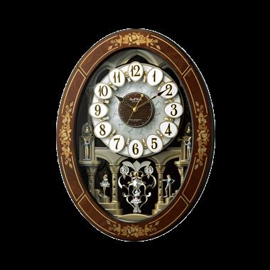 リズム時計-スモールワールドレガロ 4MN546RH06-画像1