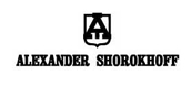 ALEXANDER SHOROKHOFF アレクサンダー ショロコフ