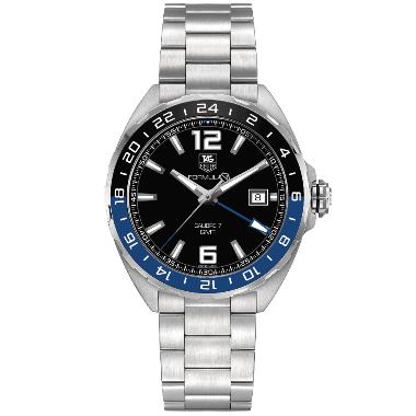 タグ・ホイヤー-フォーミュラ1 GMT – WAZ211A.BA0875-画像1