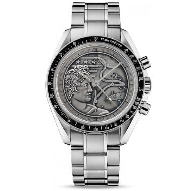 """オメガ-スピードマスター """"アポロ17号"""" 40周年記念限定モデル-画像1"""