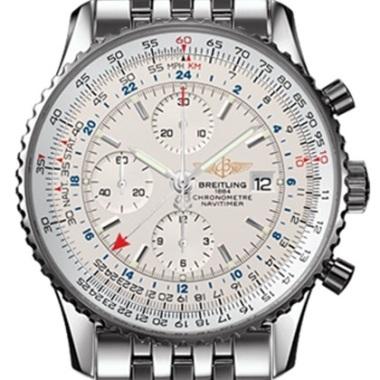 ブライトリング-ナビタイマー クロノグラフ GMT 46 – A2432212/G571 画像1