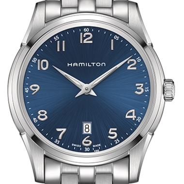 ハミルトン-ジャズマスター シンライン クオーツ H38511143 画像1