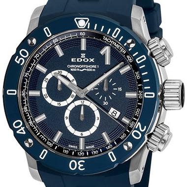 エドックス-クロノオフショア1 クロノグラフ 画像1