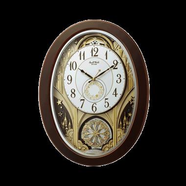 リズム時計-スモールワールドジューン 4MN526RH06-画像1