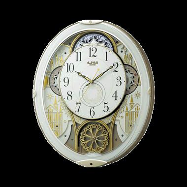 リズム時計-スモールワールドノエルN 4MN539RH03-画像1