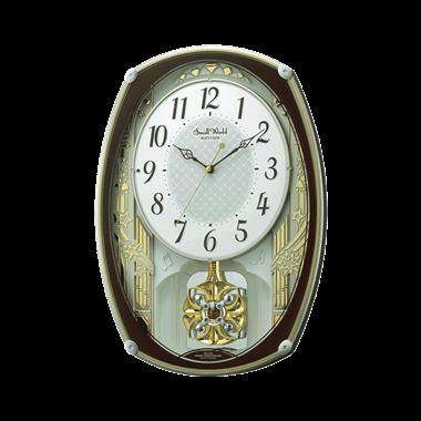 リズム時計 スモールワールドレジーナ 4MN540RH06