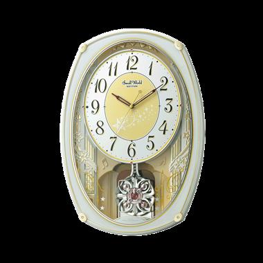 リズム時計 スモールワールドステラ 4MN542RH03