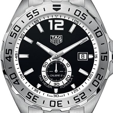 タグ・ホイヤー-フォーミュラ1 キャリバー6 – WAZ2012.BA0842 画像1