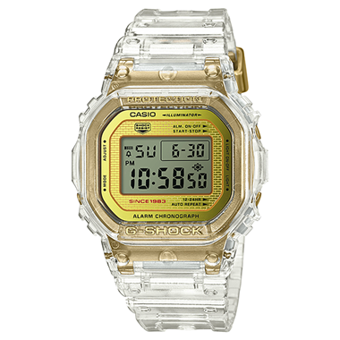 Gショック 35th Anniversary GLACIER GOLD DW-5035E-7JR