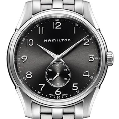 ハミルトン-ジャズマスター シンライン スモールセコンド H38411183 画像1
