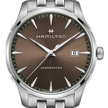 ハミルトン-ジャズマスター ジェント クオーツ H32451101 画像1