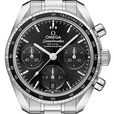 オメガ-スピードマスター38 コーアクシャル クロノグラフ 38mm 画像1
