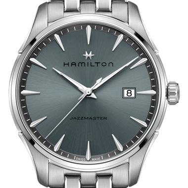 ハミルトン-ジャズマスター ジェント クオーツ H32451142 画像1