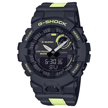 Gショック G-SQUAD GBA-800LU-1A1JF