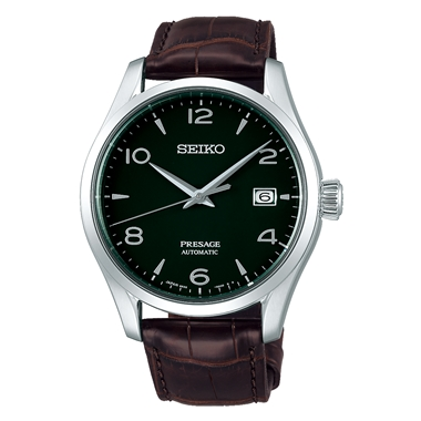 プレザージュ Green Enamel Dial Limited Edition – SARX063