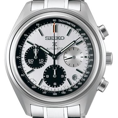 プロスペックス-セイコー自動巻クロノグラフ50周年記念限定モデル – SBEC005 画像1