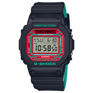 Gショック G-SHOCK × TRANSFORMERS DW-5600TF19-SET