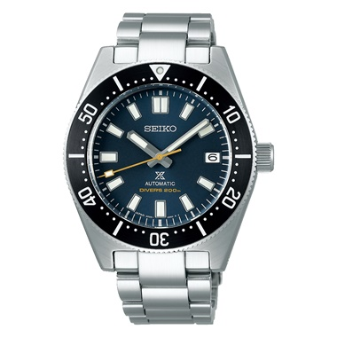 プロスペックス Seiko Diver's Watch 55th Anniversary Limited Edition – SBDC107