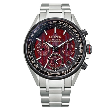 シチズン CITIZEN JOUNETSU COLLECTION – CC4005-71Z